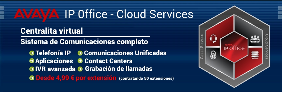 Avaya IP Office - Cloud Services